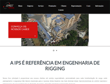 Tablet Preview of ips.com.br